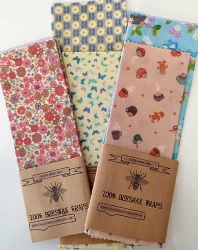 Beeswax Wrap  - Twin Pack